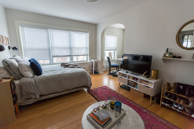 Studio, North Center Rental in Chicago, IL for $1,040 - Photo 1