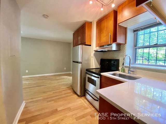 Studio, U Street - Cardozo Rental in Washington, DC for $1,650 - Photo 2