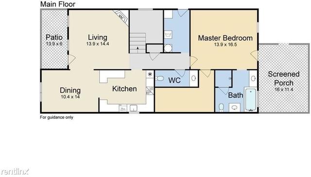3 Bedrooms, Grant Park Rental in Atlanta, GA for $2,520 - Photo 2