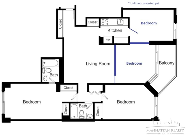 2 Bedrooms, Murray Hill Rental in NYC for $5,018 - Photo 1