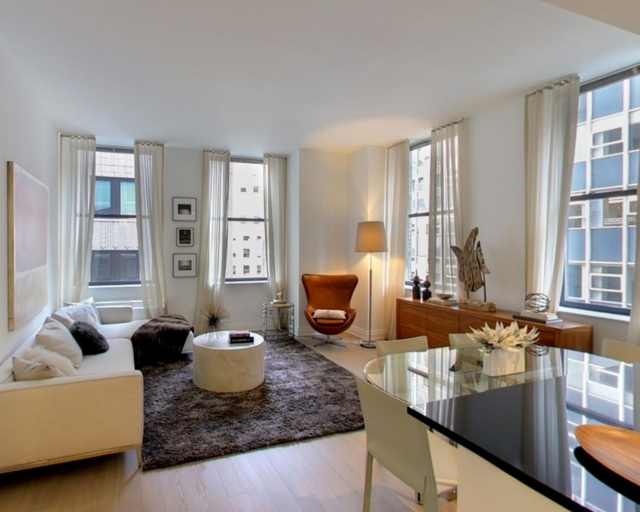 3 Bedrooms, Financial District Rental in NYC for $7,464 - Photo 1