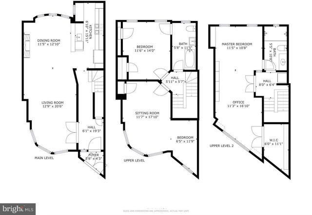 3 Bedrooms, Kalorama Rental in Washington, DC for $5,750 - Photo 2