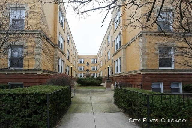 2 Bedrooms, North Center Rental in Chicago, IL for $1,394 - Photo 1