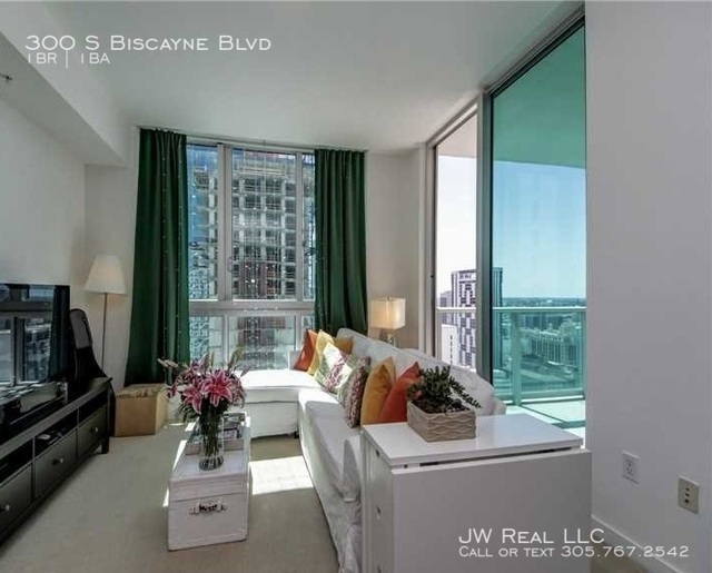 1 Bedroom, Downtown Miami Rental in Miami, FL for $1,850 - Photo 2