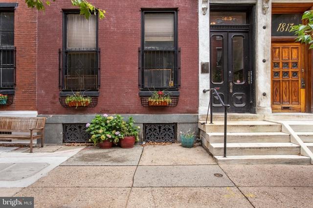 1 Bedroom, Rittenhouse Square Rental in Philadelphia, PA for $1,795 - Photo 1