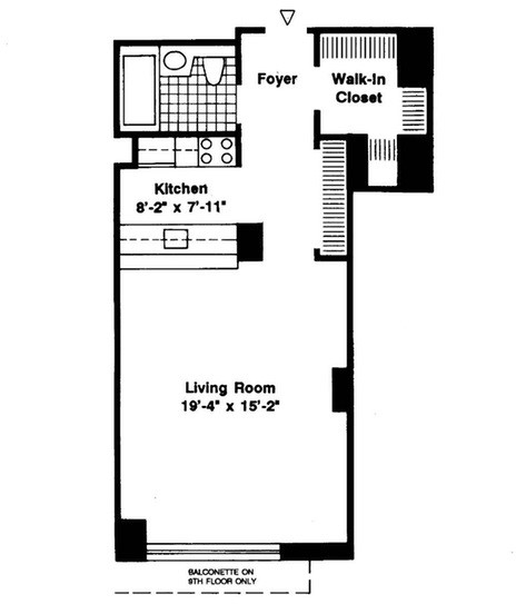 2 Bedrooms, Battery Park City Rental in NYC for $9,625 - Photo 2