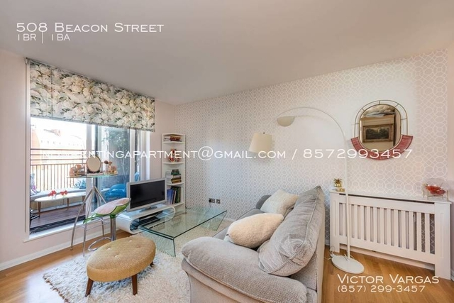 1 Bedroom, Back Bay West Rental in Boston, MA for $2,250 - Photo 1