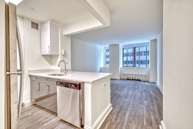 Studio, Financial District Rental in NYC for $2,664 - Photo 1