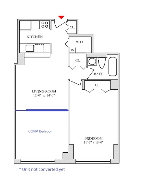 1 Bedroom, Yorkville Rental in NYC for $2,491 - Photo 1