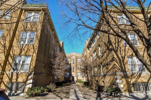 1 Bedroom, Ravenswood Rental in Chicago, IL for $1,424 - Photo 1
