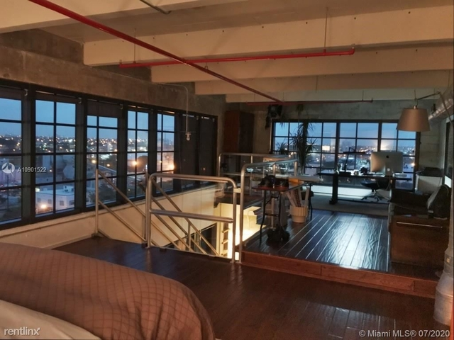 1 Bedroom, Parc Lofts Rental in Miami, FL for $3,150 - Photo 2