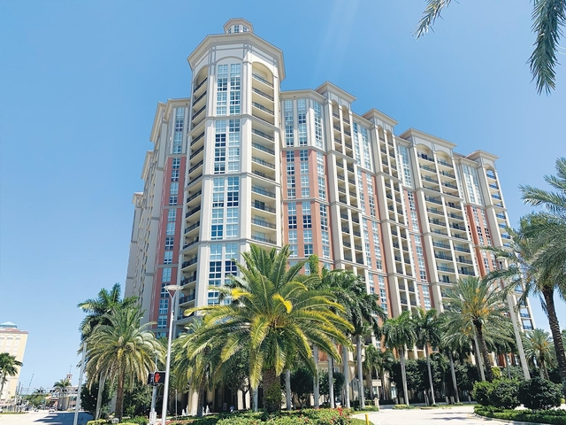 2 Bedrooms, Cityplace South Tower Condominiums Rental in Miami, FL for $2,700 - Photo 1