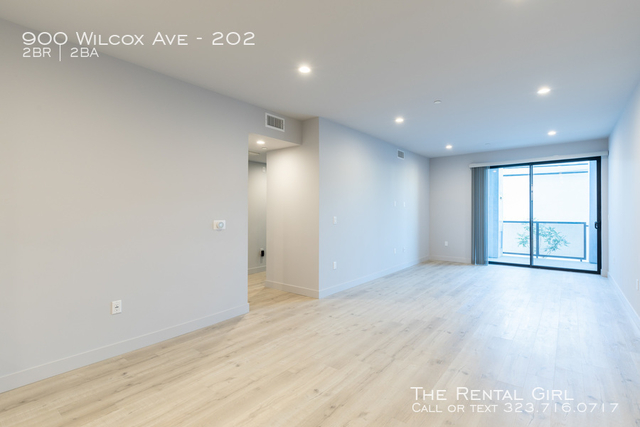 2 Bedrooms, Central Hollywood Rental in Los Angeles, CA for $3,525 - Photo 2
