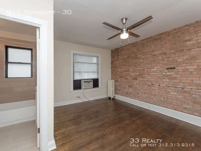 Studio, Wrightwood Rental in Chicago, IL for $1,054 - Photo 1