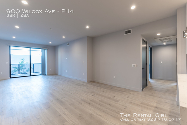 3 Bedrooms, Central Hollywood Rental in Los Angeles, CA for $4,550 - Photo 1