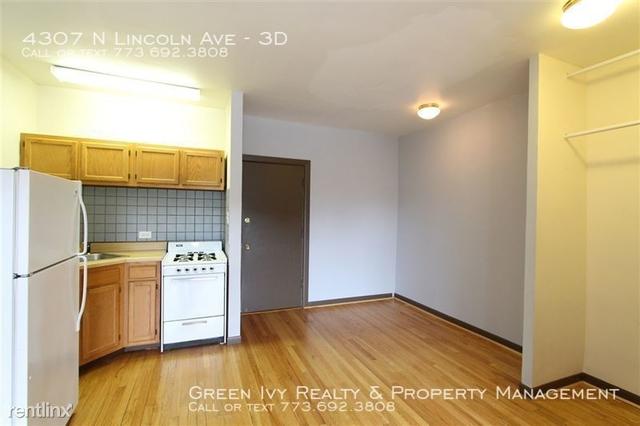 Studio, North Center Rental in Chicago, IL for $775 - Photo 2