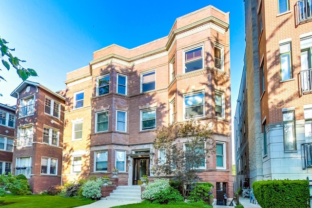 2 Bedrooms, Ravenswood Rental in Chicago, IL for $1,600 - Photo 1