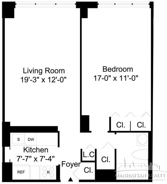 2 Bedrooms, Turtle Bay Rental in NYC for $4,163 - Photo 1