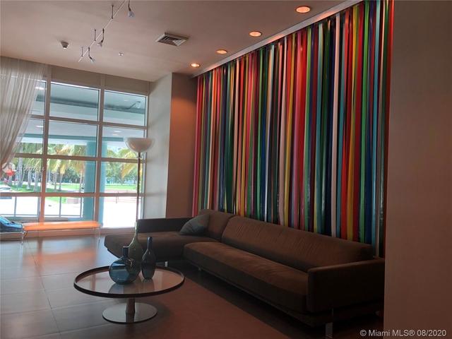 Studio, Media and Entertainment District Rental in Miami, FL for $1,550 - Photo 2
