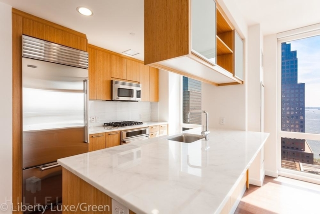 2 Bedrooms, Battery Park City Rental in NYC for $10,083 - Photo 1