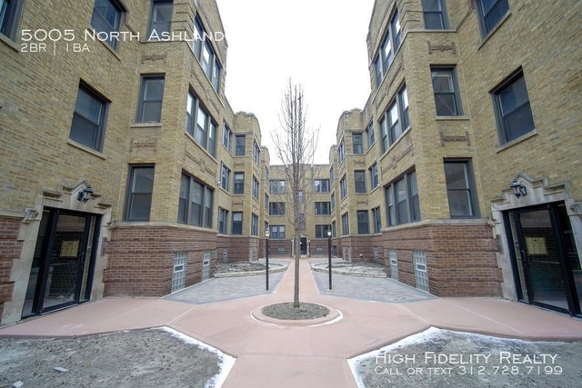 2 Bedrooms, Ravenswood Rental in Chicago, IL for $1,645 - Photo 1