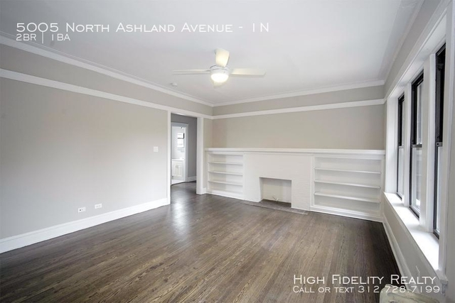 2 Bedrooms, Ravenswood Rental in Chicago, IL for $1,645 - Photo 2