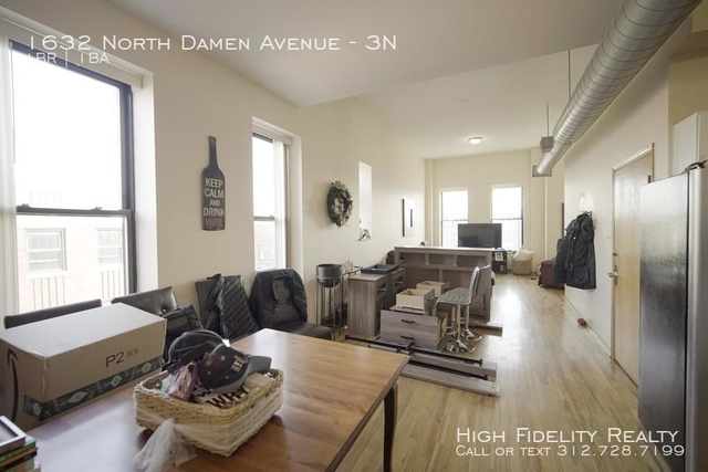 1 Bedroom, Bucktown Rental in Chicago, IL for $2,500 - Photo 2