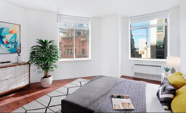 1 Bedroom, Financial District Rental in NYC for $3,096 - Photo 1