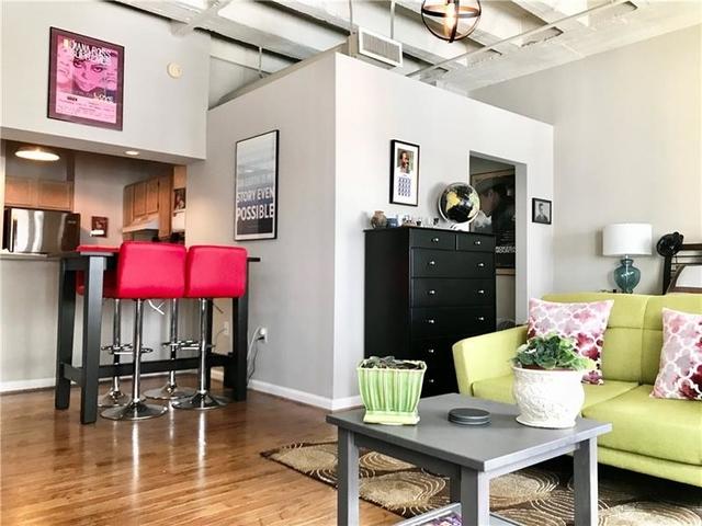 1 Bedroom, Fairlie-Poplar Rental in Atlanta, GA for $1,300 - Photo 1