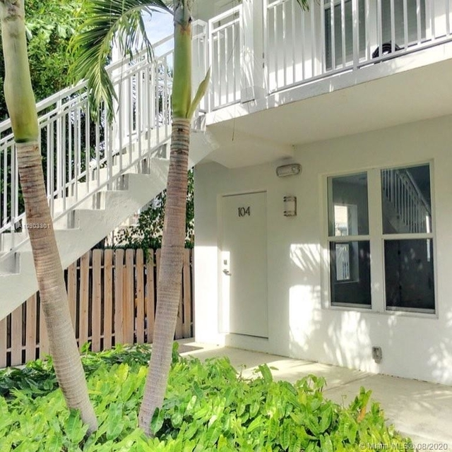 1 Bedroom, West Avenue Rental in Miami, FL for $1,595 - Photo 1