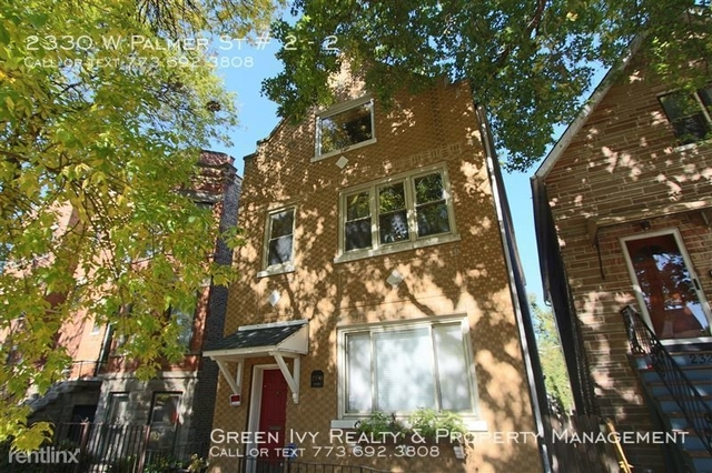 2 Bedrooms, Bucktown Rental in Chicago, IL for $2,600 - Photo 1