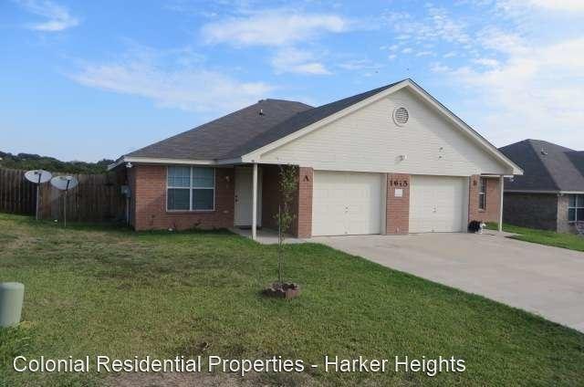 3 Bedrooms, Killeen Rental in Killeen-Temple-Fort Hood, TX for $820 - Photo 1