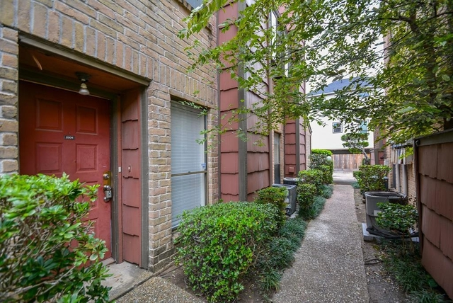 1 Bedroom, Sherbrooke Square Townhome Condominiums Rental in Houston for $1,100 - Photo 2