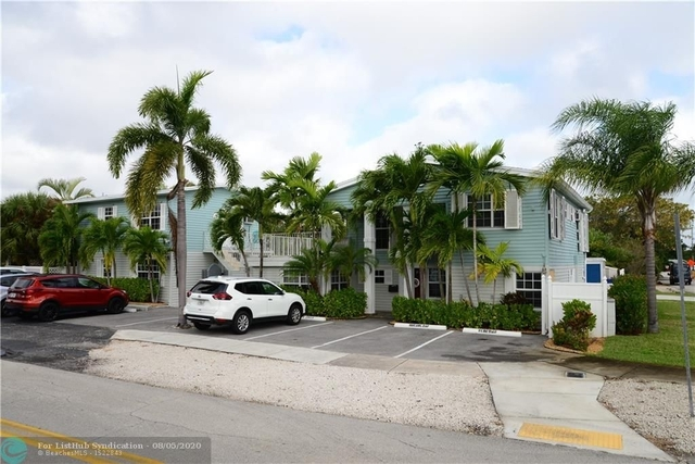 1 Bedroom, Wilton Manors Rental in Miami, FL for $1,550 - Photo 1