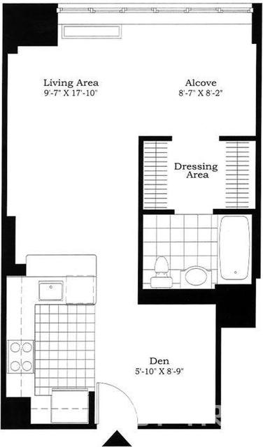 Studio, East Harlem Rental in NYC for $2,900 - Photo 2