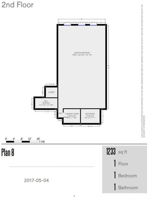 1 Bedroom, SoHo Rental in NYC for $5,500 - Photo 2