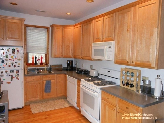 3 Bedrooms, Roscoe Village Rental in Chicago, IL for $2,700 - Photo 1
