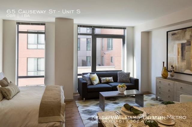 Studio, Downtown Boston Rental in Boston, MA for $2,785 - Photo 1