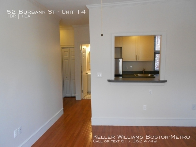 1 Bedroom, Fenway Rental in Boston, MA for $2,276 - Photo 1