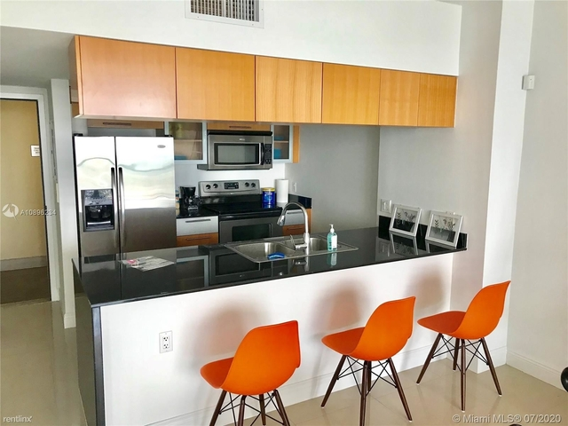 1 Bedroom, Seaport Rental in Miami, FL for $1,800 - Photo 1