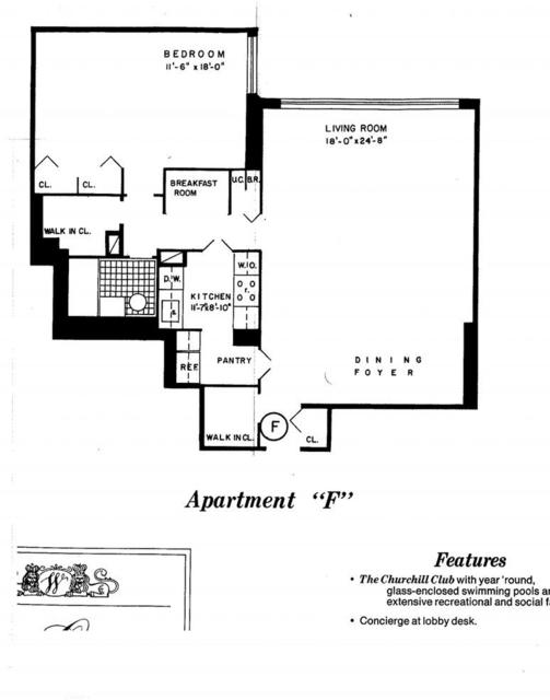 1 Bedroom, Spuyten Duyvil Rental in NYC for $2,262 - Photo 1