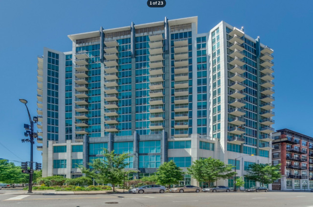 1 Bedroom, Prairie District Rental in Chicago, IL for $1,775 - Photo 1