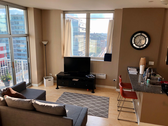 1 Bedroom, Prairie District Rental in Chicago, IL for $1,775 - Photo 2