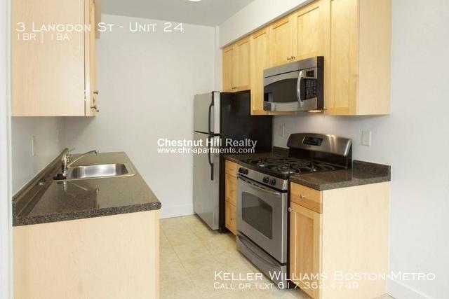 1 Bedroom, Neighborhood Nine Rental in Boston, MA for $2,880 - Photo 2