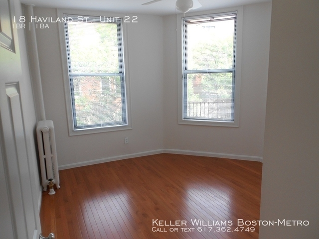 1 Bedroom, Fenway Rental in Boston, MA for $2,601 - Photo 1