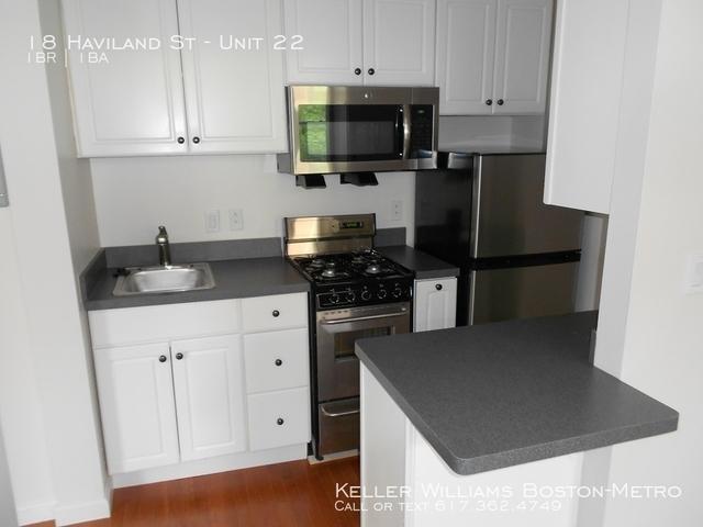 1 Bedroom, Fenway Rental in Boston, MA for $2,601 - Photo 2