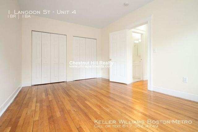 1 Bedroom, Neighborhood Nine Rental in Boston, MA for $2,545 - Photo 1