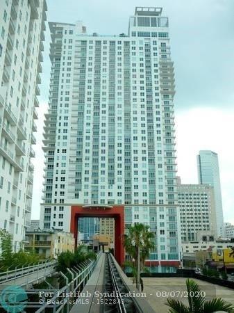 1 Bedroom, Downtown Miami Rental in Miami, FL for $1,550 - Photo 1