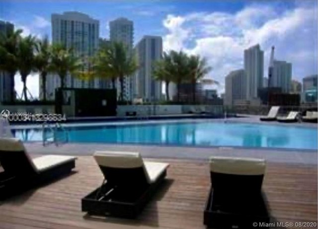 1 Bedroom, River Front West Rental in Miami, FL for $1,800 - Photo 2