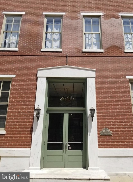 1 Bedroom, Rittenhouse Square Rental in Philadelphia, PA for $1,825 - Photo 1